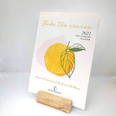 "Dulcifica 2021 con nuestro Planner ""Bake the Season"""